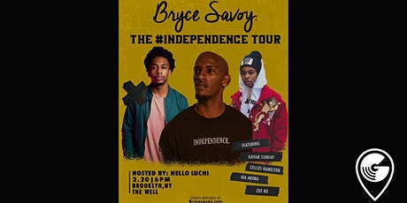 GigFinesse Presents: #Independence Tour tickets