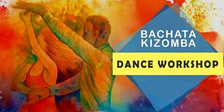 FREE Latin Dance SALSA BACHATA KIZOMBA Workshop tickets