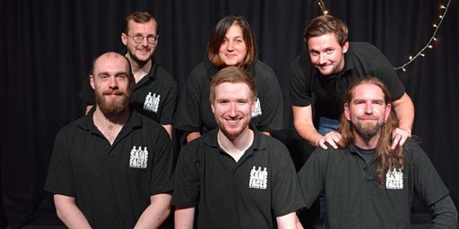 The Same Faces - Improvised Comedy @ Harborough
