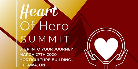 The HeartOfHero Summit tickets