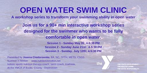 Open Water Swim Clinic I