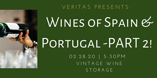 Wines of Spain and Portugal - PART 2!