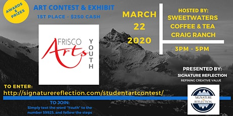 Frisco Arts Youth Contest & Exhibition tickets