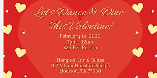 Let's Dance & Dine This Valentine