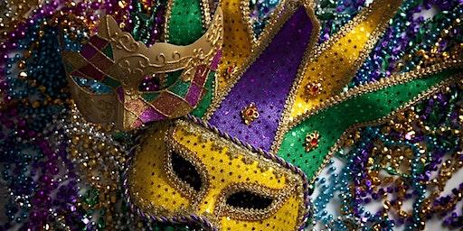 A Mardi Gras Bacchanal at Scopo Divino