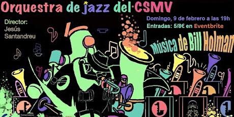 Orquestra de Jazz del Conservatori Superior de Música tickets