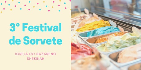 Festival de Sorvete ingressos