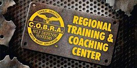 C.O.B.R.A. Defense Active Shooter Response Plan™ tickets