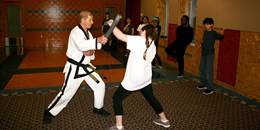 Introduction to Self Defense (TEENS) - (Hicksville Public Library)