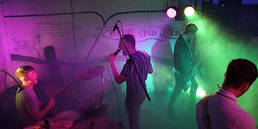 ViewMyGig Live - Burton Upon Trent - Modern Comforts & KIRBY
