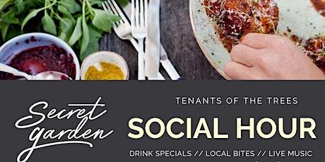Secret Garden Social Hour tickets