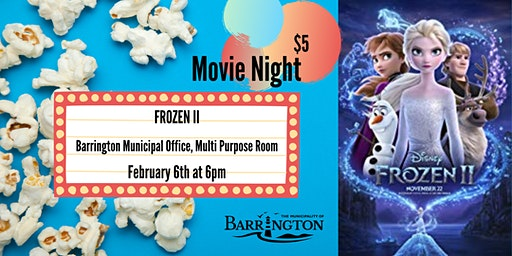 Barrington Movie Night