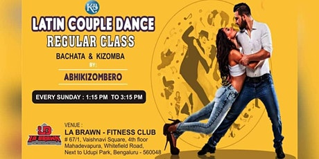FREE SALSA BACHATA KIZOMBA Dance Class and Workshop tickets