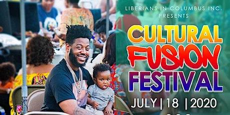 Cultural Fusion Festival tickets