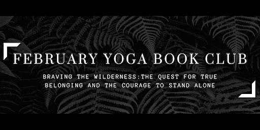 FEBRUARY YOGA BOOK CLUB WEEK 3