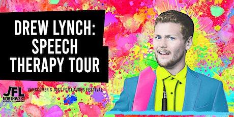 Drew Lynch: Speech Therapy Tour tickets