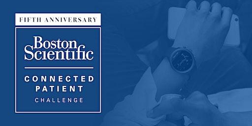 Boston Scientific Connected Patient Challenge V #CPCathome