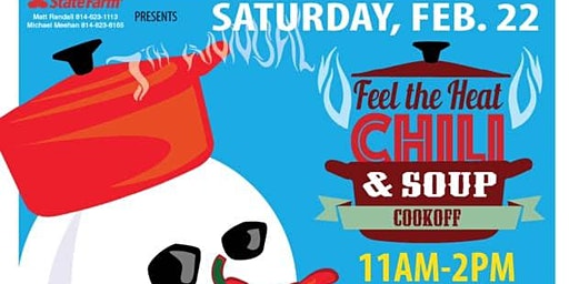 Feel the Heat Chili Cook Off