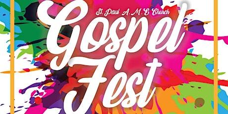 Gospel Fest-St Paul AME Church tickets