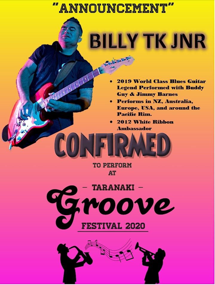Taranaki Groove Festival 2021 image