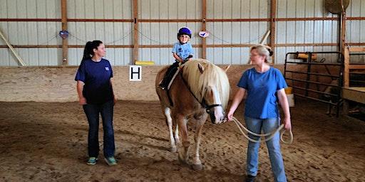 Test Ride a Pony - July