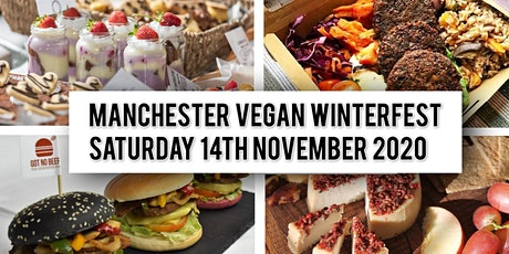 Manchester Vegan Winter Festival tickets