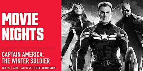 SFU Movie Nights - Captain America: The Winter Soldier tickets