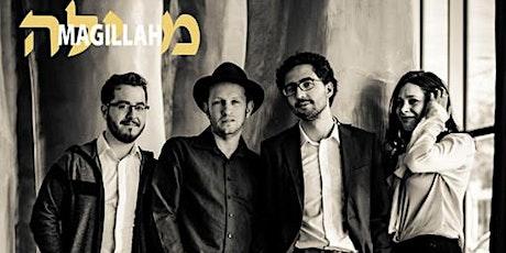 Concert: Un festin Klezmer tickets