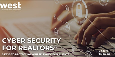 Cyber Security for Real Estate tickets