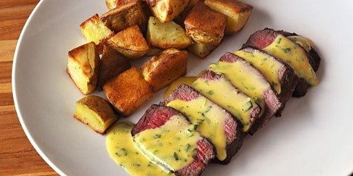 Valentine's Chateaubriand w/ Bearnaise Demonstration - Big Green Egg