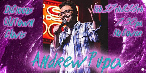 Just The Tips Monday Headlining Ramsey Badawi Comedy Show+Open Mic