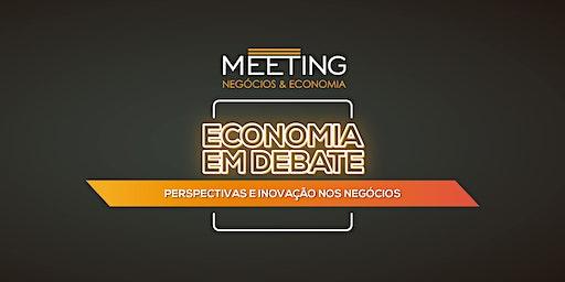 Economia em Debate: Perspectivas e Inovação nos Negócios