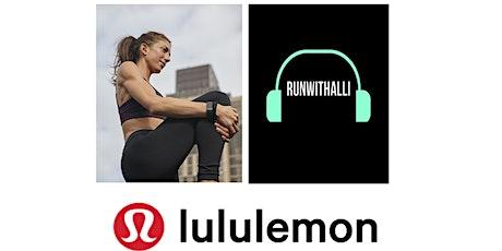 Sundays with Alli x lululemon Williamsburg tickets
