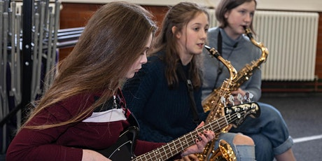 Gateshead Jazz Camp for Girls weekend -	15th & 16th February 2020 tickets