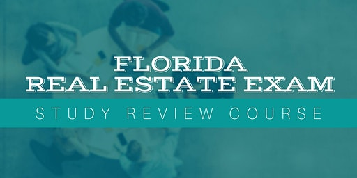 Real Estate Study Exam Review - January