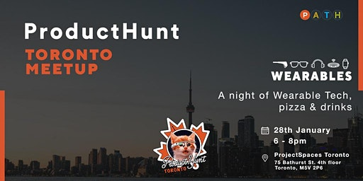 Product Hunt Meetup · Toronto