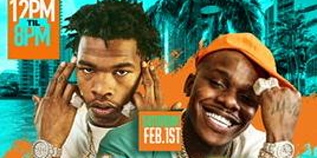 DA BABY + LIL BABY DAY PARTY SUPERBOWL WEEKEND tickets