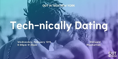 Out in Tech NY | Tech-nically Dating tickets