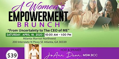 SCR Women's Empowerment Brunch tickets
