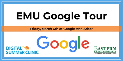 Google Ann Arbor EMU Tour