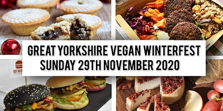 Great Yorkshire Vegan Market tickets