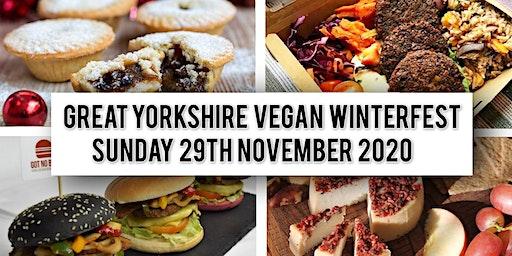 Great Yorkshire Vegan Winter Festival