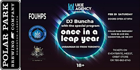 DJ Buncha in Edmonton tickets
