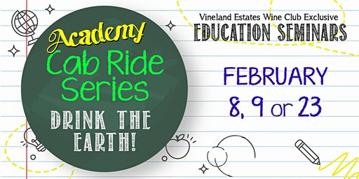 """Academy"" Cab Ride Series - drink the earth"