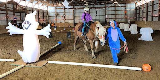 Test Ride a Pony - Halloween Fun