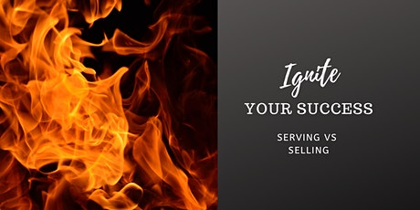 Ignite Your Success Sales Training tickets