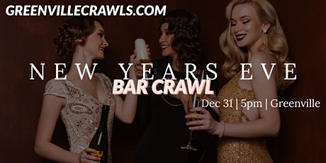 New Years Eve Bar Crawl  tickets