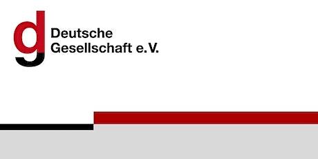 1990-2020: Transformationsprozesse in Deutschland und Ostmitteleuropa Tickets
