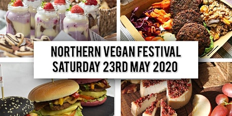 Northern Vegan Festival 2020 tickets