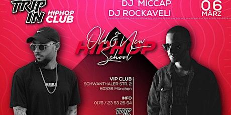 TRIPIN dein neuer Hip Hop Club in München am 06.03.20 Tickets